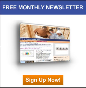 Free Monthly Newsletter